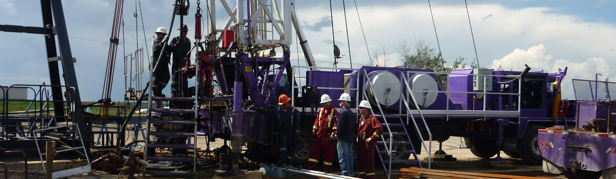 Noble Well Services - Contact Us